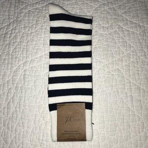 J. Crew Men's Sock in Stripe